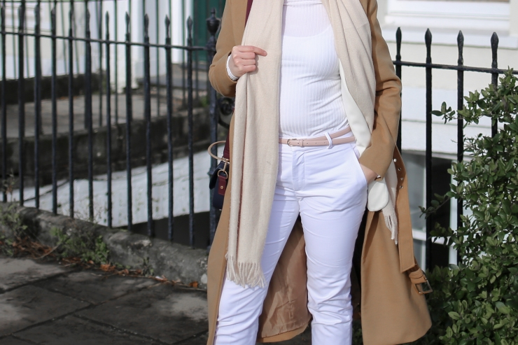 winter white camel coat casual-4417